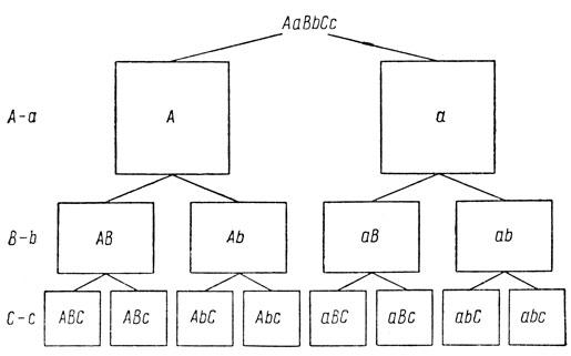 Схема, иллюстрирующая
